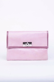 Arisch Metallic Elizabeth Clutch - Product Mini Image