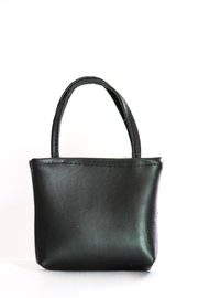 Arisch Patch Leather Bag - Front full body