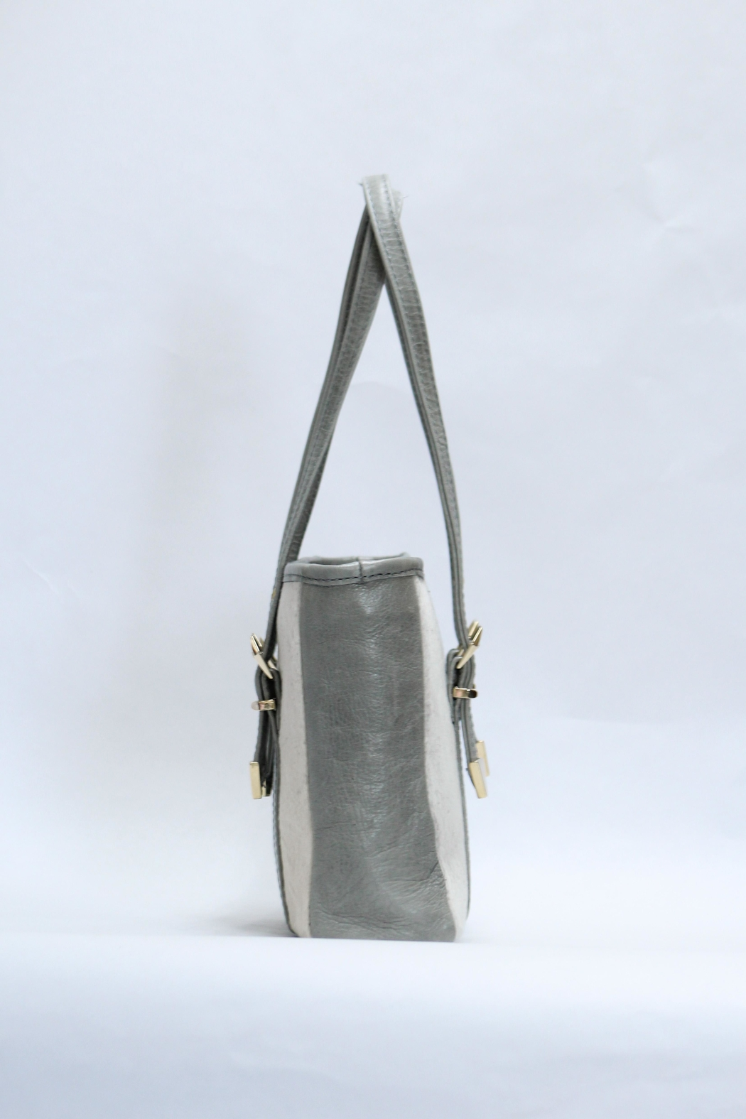 Arisch Rebe Lila Mini Tote - Side Cropped Image