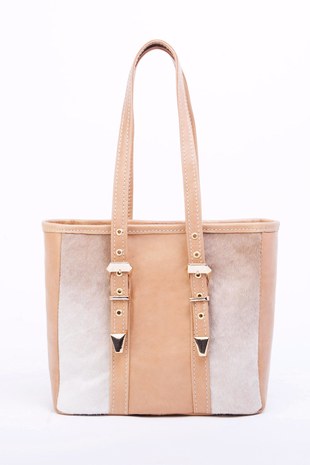 Arisch Rebe Mini Camel Bag - Side Cropped Image