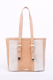 Arisch Rebe Mini Camel Bag - Front cropped