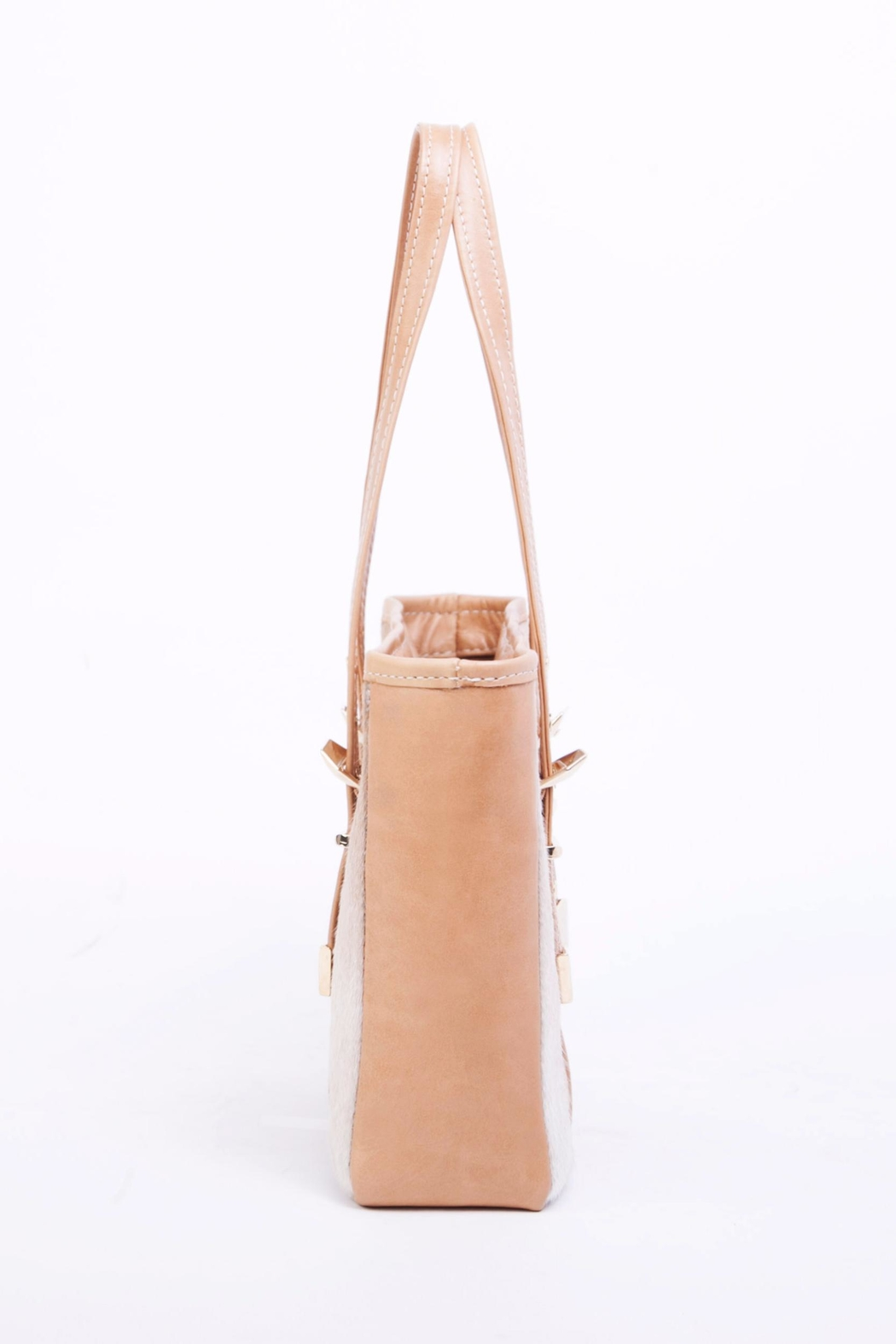 Arisch Rebe Mini Camel Bag - Front Full Image