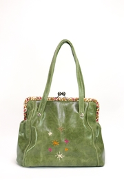 Arisch Still Life Handbag - Product Mini Image