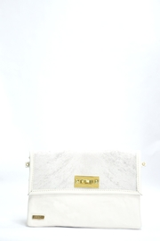 Arisch White Isabel Clutch - Product Mini Image