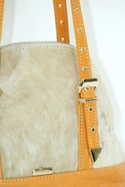 Arisch Yellow Mini Mary Bag - Side cropped