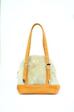 Shoptiques Product: Yellow Mini Mary Bag