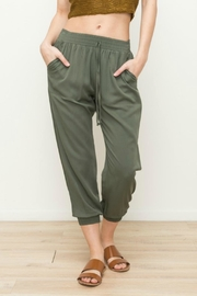 Hem & Thread Arizona Knit Joggers - Product Mini Image