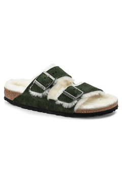 Shoptiques Product: Arizona Shearling Suede Leather