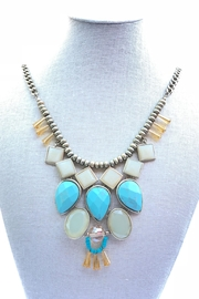 Fashion Jewelry Arizona Statment Necklace - Product Mini Image