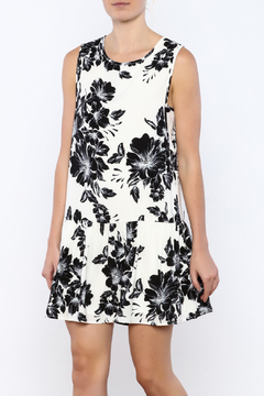 Shoptiques Product: Black White Dress