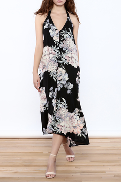 Shoptiques Product: Midi Halter Dress