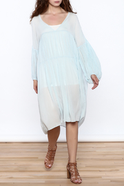 Ark & Co. Soft Blue Genie Dress - Product Mini Image