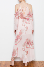 Ark & Co. Floral Maxi Dress - Back cropped