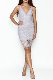Ark & Co. Lace Dress - Side cropped