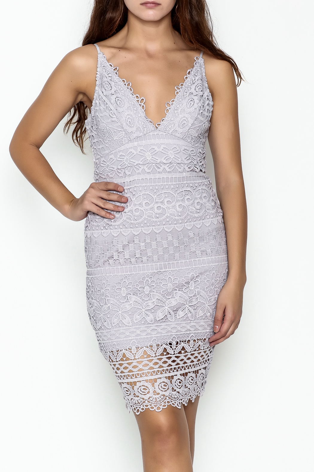 Ark & Co. Lace Dress - Main Image