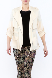 Ark & Co. Beige Lightweight Jacket - Product Mini Image