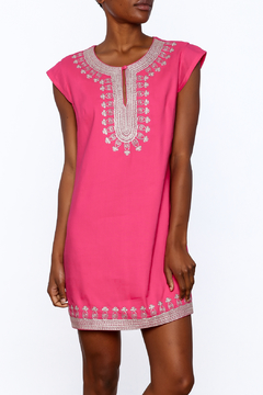 Ark & Co. Pink Tunic Dress - Product List Image