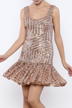 Shoptiques Product: Sequin Dress