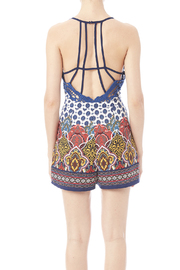 Ark & Co. The Patrice Romper - Back cropped