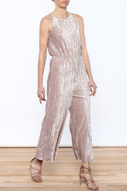 Ark & Co. Velvet Vixen Jumpsuit - Product Mini Image