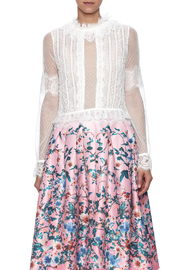 Ark & Co. Victorian Lace Top - Product Mini Image