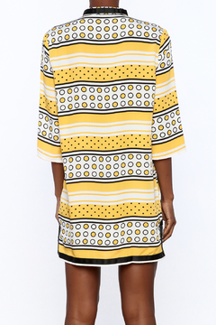 Ark & Co. Yellow Dot Tunic - Alternate List Image