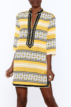 Ark & Co. Yellow Dot Tunic - Product List Image