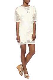 Ark & Co. Crocheted Applique - Front full body