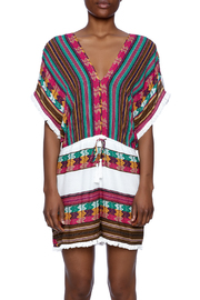 Ark & Co. Multicolor Romper - Side cropped