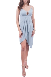 Ark & Co. Blue Hi-Low Dress - Product Mini Image