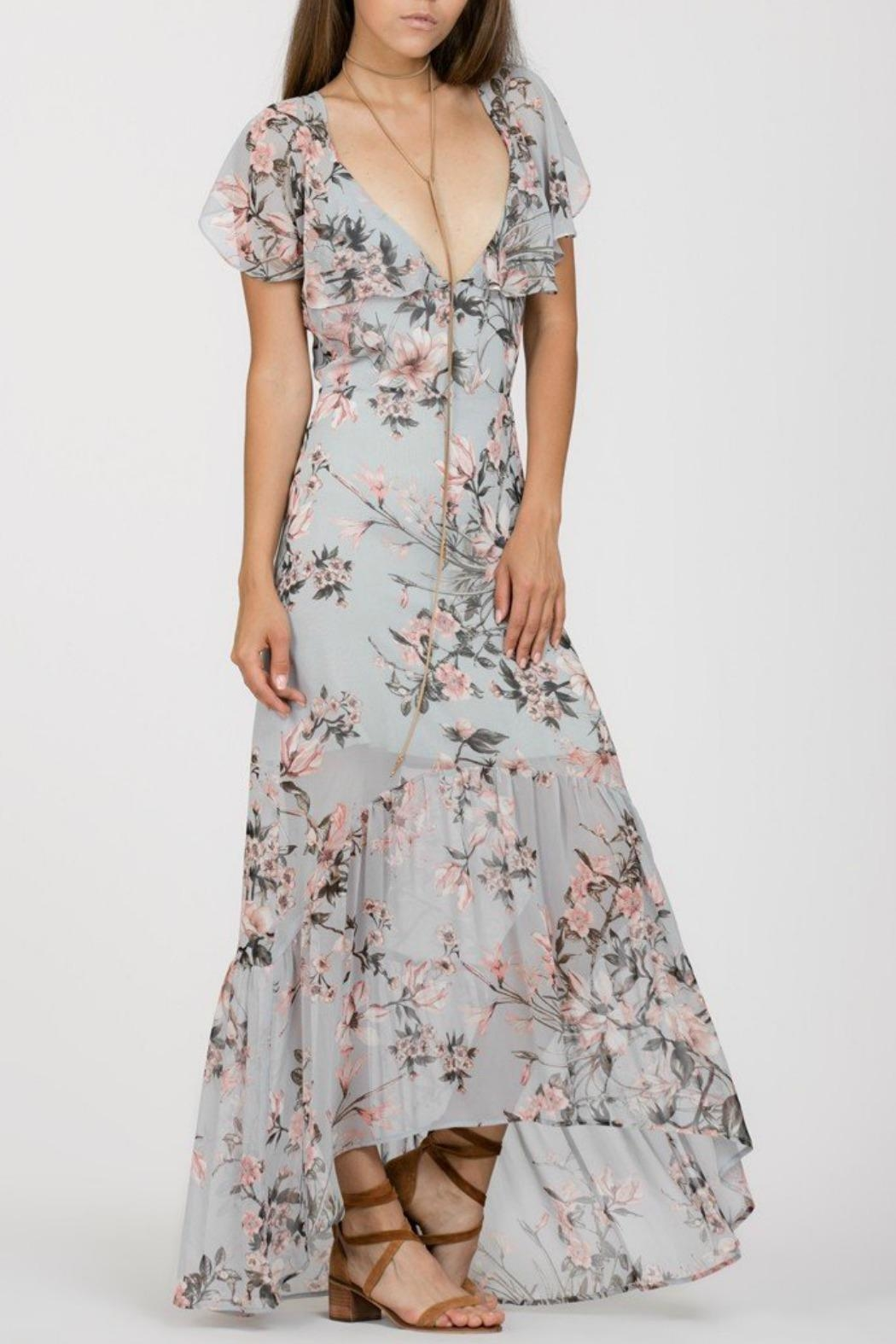 Ark & Co. Floral Maxi Dress - Main Image