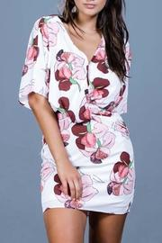 Ark & Co. Floral Twist Dress - Product Mini Image