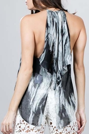 Ark & Co. Halter Printed Tank - Side cropped