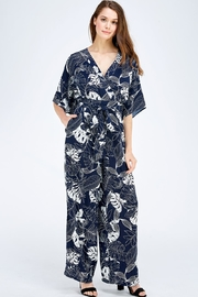 Ark & Co. Kimono Sleeve Jumpsuit - Product Mini Image