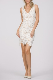 Ark & Co. Lace Bodycon Dress - Product Mini Image