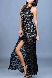 Ark & Co. Lace Fitted Maxi Dress - Product Mini Image