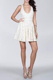 Ark & Co. Lace Racerback Dress - Product Mini Image