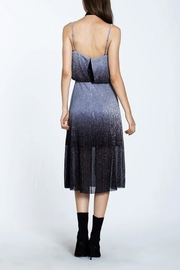 Ark & Co. Metal Pleated Dress - Side cropped