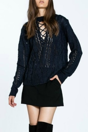 Ark & Co. Navy Knit Sweater - Other