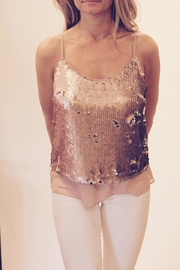 Ark & Co. Rose Gold Top - Product Mini Image