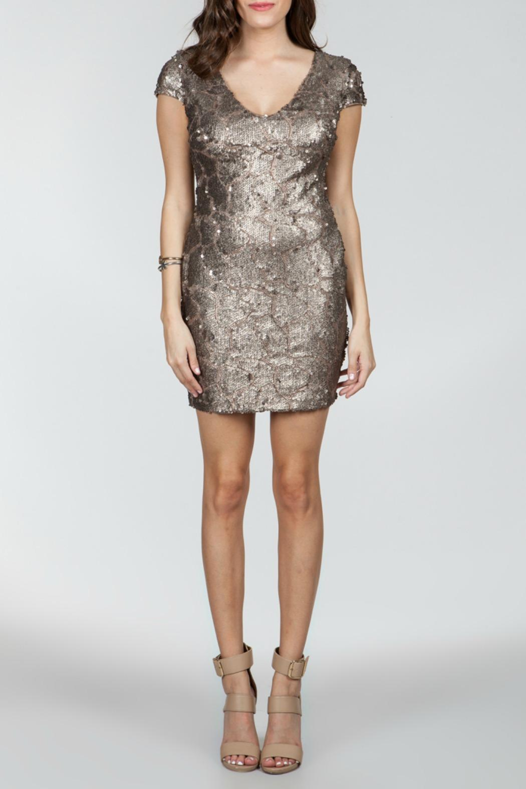 Ark & Co. Sequin Cocktail Dress from Texas by BareTrees Boutique ...