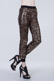 Ark & Co. Sequin Joggers - Side cropped