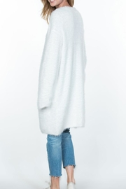 Ark & Co. Soft Long-Sleeve Cardi-Duster - Back cropped