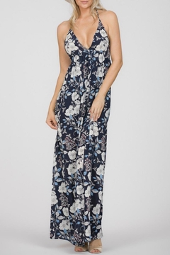 Shoptiques Product: Stappy Back Maxi Dress