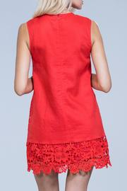 Ark & Co. The Holly Dress - Side cropped