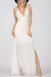 Ark & Co. White Maxi Dress - Product Mini Image