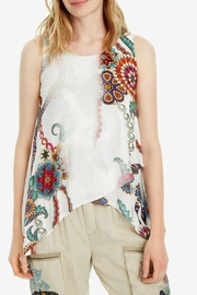 DESIGUAL Arkansas T-Shirt - Front cropped