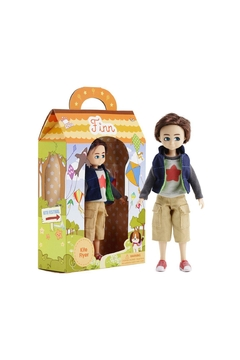 Arklu Finn Kite Flyer Doll - Product List Image