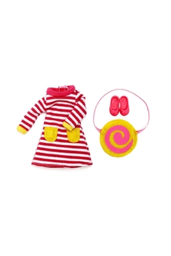 Arklu Lottie's Raspberry Dress - Alternate List Image