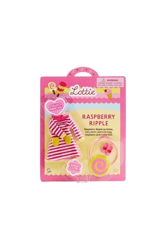 Arklu Lottie's Raspberry Dress - Product List Image